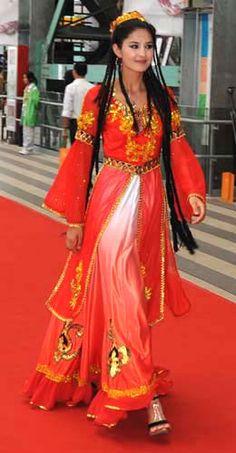 Uygur Nationality ,Uygur People, Chinese Ethnic Group