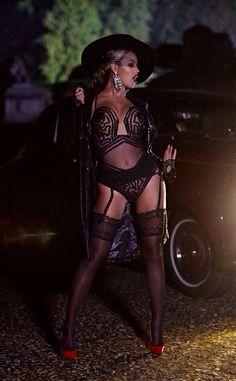 "Beyonce in ""Partition"" | M E G H A N ♠ M A C K E N Z I E"