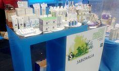 Jabonalia en II Feria de productos ecológicos de la Provincia de Sevilla 2016