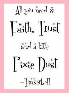 tinkerbell font quotes - photo #2