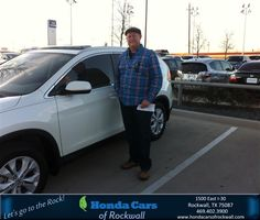 #HappyBirthday to Terry from MArk Mccain at Honda Cars of Rockwall!  https://deliverymaxx.com/DealerReviews.aspx?DealerCode=VSDF  #HappyBirthday #HondaCarsofRockwall