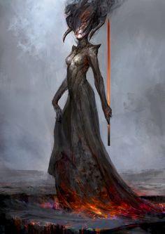 Ars Goetia - President Amy by theDURRRRIAN.deviantart.com on @DeviantArt