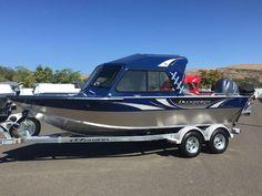 Fishing Boats For Sale, Sport Fishing Boats, Boat Dealer, Jet Boat, Used Boats, Lund, Boating, Kayaking, River