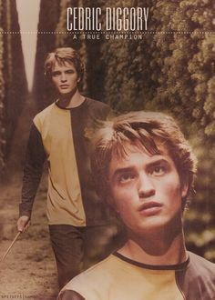 Edward was in Hufflepuff.