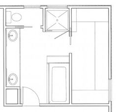 5x10 Bathroom Floor Plan Addition Pinterest Bathroom
