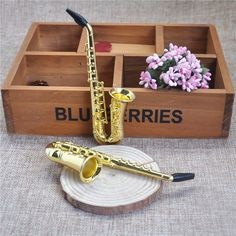 Saxophone Smoking Pipe