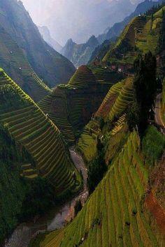 Scared valley in incas. ..Peru. .