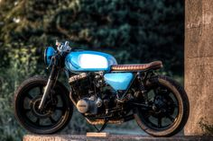 Custom build Cafe Racer Yamaha XS750 for enquires on this bike or other custom builds please contact me on luke@robinsonsspeedshop.com #cafe...