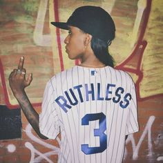 """Angel Haze shares new song """"Babe Ruthless"""" 