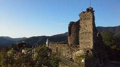 Triora - Castello - Liguria, Italia. 44°00′00″N 7°46′00″E