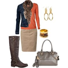 """Modest Fall"" by musissionary93 on Polyvore"