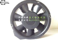 SXDOOL PQ24B4 17050 17cm 24V 1A  metal temperature server inverter cooling fan #Affiliate
