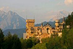 Seefeld Castle, Seefeld, Austria