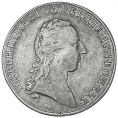 Kronentaler 1786 M RDR Haus Österreich