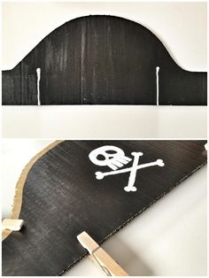 DIY Halloween Costume : DIY Pirate Hat DIY Halloween