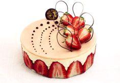 Fraisier #Strawberry Dessert