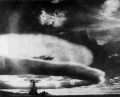 Soviets First hydrogen bomb. November 22, 1955