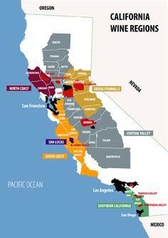 An Introduction to California Wines