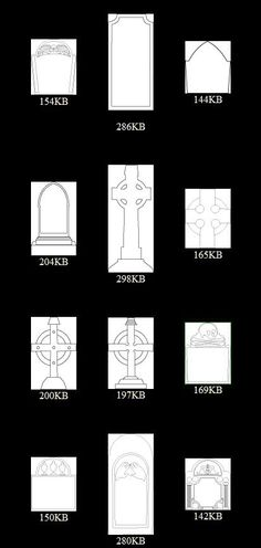 Halloween Tombstone Headstone Editable Template | Halloween tombstones