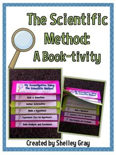 The Scientific Method: a Book-tivity {$}
