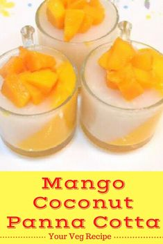 Mango And Coconut Pa