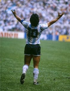 Diego Maradona World Football, Soccer World, Maradona Tattoo, Fifa, History Of Soccer, Mexico 86, Argentina Football, Diego Armando, Football Images