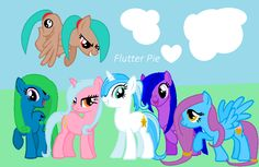 Princesse Flutter Pie
