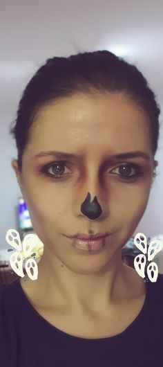 Skull Makeup, My Style