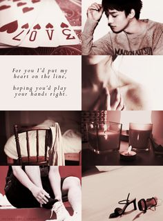 Chen of EXO // EXO Times // 2am to 4am - playing strip poker with Chen on Valentines Day