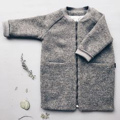 So it's Friday already and looking out the window, it's not so cosy! These coats will keep your little one warm, they are online and already going fast Thank you so much! On the product pages we've included a sizing table, to help you pick the right size! #monkind #woolcoat #taigacollection #aw16 #greymelange #kidswear