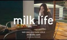 Lowe Campbell Ewald created a visually impactful campaign that spotlights everyday moments of accomplishment, achievement and enjoyment, showing milk with the latest in graphic and animation technology to bring to life how families who include milk's prot Brand Taglines, Milk Industry, Clothes Horse, Slogan, Campaign, Advertising, In This Moment, Marketing, Youtube