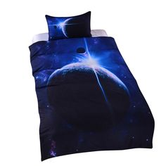 2015 nuevo magnífico Galaxy ropa universo espacio exterior temáticas Galaxy Print hojas de ropa de cama(China (Mainland))