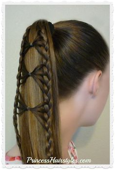 889 Best Princess Hairstyles How To Hairstyles For Girls Images In