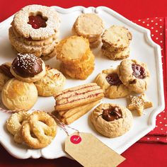 The secret to sensational batches is an all-in-one dough. Mix it in 10 minutes, shape it, top it, and bake it. Use this dough to make pretzel cookies, icebox cookies, jam-striped cookies, and drop cookies.