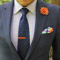 Sunday's Best with a colorful combo. I survived the heat but had to run to the shade under a tree so I didn't die. Next week (not this week) I'm deciding to do a theme week and see if I can challenge myself again. I have doubts I'll be able to pull it off. Guess we will see. Lastly those of you who like high quality men's accessories with a great price check out @ocnblvd ...they are under the radar right now and shouldn't be. Give them a look...they have my recommendation. Music Vibes: New
