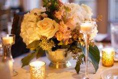 Fall wedding decor. JDetailed Events I Chicago Event & Wedding Planner. Photo by Artisan Events.