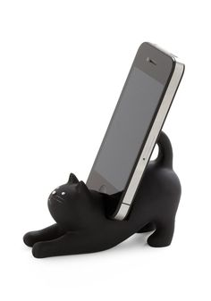 You've Gato a Call Phone Stand.  Now all I need is a phone that will fit in it.