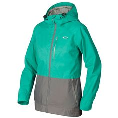 Oakley Huckleberry BioZone Shell Jacket - Women's | Oakley for sale at US Outdoor Store
