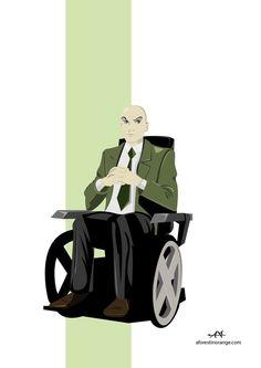 Professor X (Marvel) by FeydRautha81