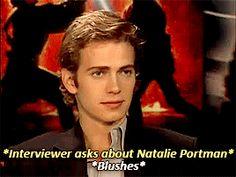 Really though, it's Natalie Portman.