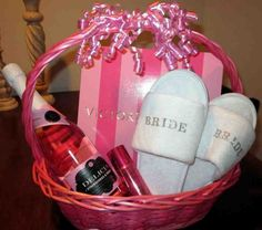 The Ultimate Guide for Bridal Shower Gift Basket ideas! Find the best ideas for Bridal Shower Gift Baskets that any bride will love! Looking for Bridal Shower… Unusual Bridal Shower Gifts, Bridal Shower Gifts For Bride, Wedding Gifts, Wedding Ideas, Trendy Wedding, Bridal Showers, Gifts For The Bride, Bridal Shower Baskets, Bridal Shower Presents