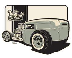 1934 Ford Delivery Sedan by ~BRN-MNY on deviantART