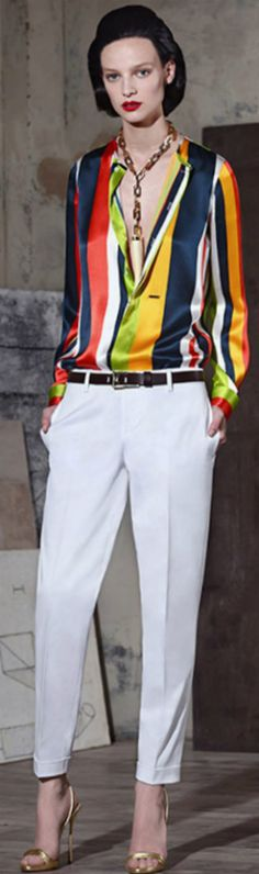 Dsquared2 Resort 2015 | The House of Beccaria#