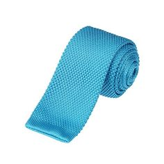 DAO3E01R Dodger Blue Solid Fitness For Party Knit Skinny Neck Tie Woven Microfiber Great For Interview Skinny Tie By Dan Smith:   brHeadquartered in Sydney, Australia, FashionOn is a multichannel online retailer and wholesaler with huge range that has a strong focus on fashionable men's and women's accessories, including ties, bow ties, cufflinks, vest sets, hankies, ascots, suspenders, cummerbunds, money clips, necklaces and bracelets. brbr FashionOn has a philosophy of continuous ser...