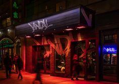 """Celebrity Chef Chris Santos eröffnet mit dem """"Vandal"""" nach  den Szene-Lokalen """"Beauty & Essex"""", sowie das """"The Stanton Social"""" sein Drittes Lokal an der Lower East Side in New York"""
