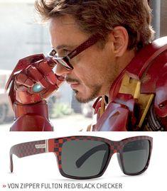 Von Zipper Fulton Iron Man