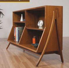 Mcm Furniture, Vintage Furniture, Modular Furniture, Distressed Furniture, White Furniture, Wooden Furniture, Furniture Plans, Bedroom Furniture, Decor Vintage