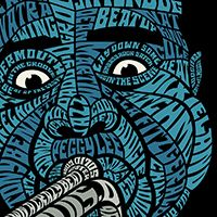 Design a cool Typography Portrait in Adobe Illustrator—work with ...