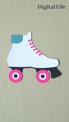 Roller Skating Party, Skate Party, Roller Skate Cake, Roller Derby, Ra Door Decs, Human Body Unit, Resident Assistant, Silhouette Curio, Res Life