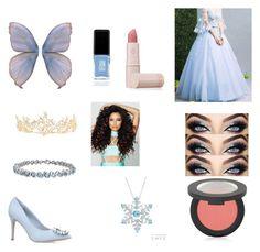 Designer Clothes, Shoes & Bags for Women Miss Kg, Blue Fairy, Fairy Princesses, Bare Escentuals, Lipstick Queen, Nasty Gal, Polyvore, Design, Women